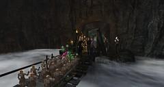 Avilion - Special Ranger Patrol (Osiris LeShelle) Tags: secondlife second life avilion heart medieval fantasy roleplay combat ranger patrol loch mines