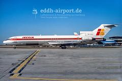 EC-CAJ (timo.soyke) Tags: iberia boeing b727 727 eccaj aircraft plane trijet triholer vintageairliner