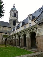 ???? abbaye Saint-Melaine à Rennes (Marie-Hélène Cingal) Tags: france bretagne rennes 35