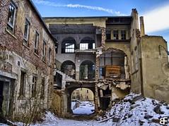 dollhouse (baumfinder) Tags: abandoned verlassen verfall decay veb filtertuche filtertuchfabrik rodewisch urbex urbanexploration dollhouse olympus