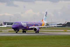 G-FBEJ (SD Images) Tags: gfbej embraererj190 flybe manchesterairport manegcc welcometoyorkshire