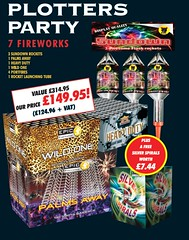 Plotters Party 1.3G DIY Firework Pack #EpicFireworks (EpicFireworks) Tags: plotters party 13g diy firework pack epicfireworks