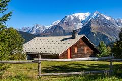 Home, sweet home... (gerardcarron) Tags: lebettexstgervais mtblanc cabane chalet montagne moutains htesavoie canoneos80d landscape nature paysage