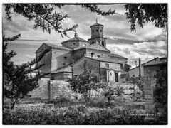 Monasterio de Santa Maria de las Gloria (tonygimenez) Tags: monasterios casbas huesca aragón españa iglesias pueblosbonitos capillas olympus omdmarkiii banconegro