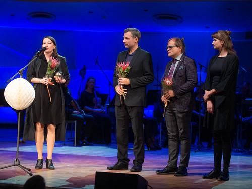 Muusikapreemiate tseremoonia 2019. Fotograaf: Sven Tupits