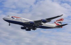 British Airways Boeing 747-436 G-BYGE (josh83680) Tags: heathrowairport heathrow airport egll lhr gbyge boeing boeing747436 747436 boeing747400 747400 britishairways british airways