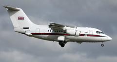 ZE701 (PrestwickAirportPhotography) Tags: egpk prestwick airport raf royal air force 146 bae ze701