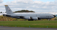 58-0054 (PrestwickAirportPhotography) Tags: egpk prestwick airport usaf united states air force boeing kc135t stratotanker 580054 pennsylvania national guard
