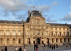 Museo del Louvre - Paris - (in explore) (EduOrtÍn.) Tags: louvre museo parís francia palacio