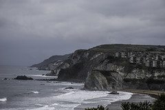 Mirando a Atxiribil (eitb.eus) Tags: eitbcom 16540 g1 tiemponaturaleza tiempon2019 paisajes bizkaia sopelana andoniaza
