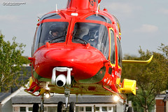 G-HHEM  Agusta Westland AW169 (Nigel Blake, 18.5 MILLION views! Many thanks!) Tags: ghhem agustawestland aw169 hertfordshire essex airambulance helimed red yellow nigelblakephotography nigelblake
