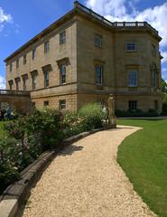 Photo of Back Of Basildon House
