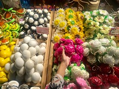 all kind of soaps (ChalidaTour) Tags: thailand thai asia asian shop soaps fruits flowers colors street vendor beautiful nice happyplanet asiafavorites