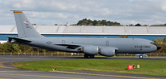 58-0117 (PrestwickAirportPhotography) Tags: egpk prestwick airport usaf united states air force boeing kc135t stratotanker 580117 pennsylvania national guard