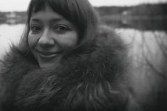 * (Mikhail Korolkov) Tags: portrait blackandwhite fujifilm xe2 xf1855mm