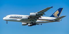 Singapore Airlines Airbus A380-841 9V-SKQ (Thames Air) Tags: singapore airlines airbus a380841 9vskq london heathrow