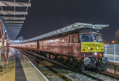 47802 1Z65 (47843 Vulcan) Tags: 47802 brush sulzer class47 478 westcoastrailways derby charter mk1 1z65carlisletoleicester