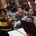 DSC00848c Ealing Symphony Orchestra rehearsal. 5th October 2019. Leader Peter Nall, conductor John Gibbons (Photo Anna Bucknall)