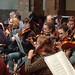DSC00845c Ealing Symphony Orchestra rehearsal. 5th October 2019. Leader Peter Nall, conductor John Gibbons Photo Anna Bucknall)