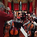 DSC00836c Ealing Symphony Orchestra rehearsal. 5th October 2019. Leader Peter Nall, conductor John Gibbons (Photo Anna Bucknall)