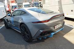Aston Martin Vantage (benoits15) Tags: astonmartin vantage blancpain gtseries castellet paulricard