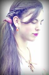 Portrait of a Young Lady (klauslang99) Tags: klauslang cuenca portrait girl woman face shy