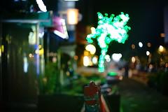 2146/1856 (june1777) Tags: snap street seoul night light bokeh sony a7ii helios 442 58mm f2 russian m42 2500 clear