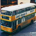 Stagecoach Busways 822 (OCU822R) - 20-01-98