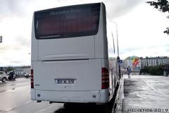 Mercedes-Benz O350 Tourismo - Turkey, Edirne (Helvetics_VS) Tags: licenseplate turkey edirne