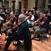 DSC00835c Ealing Symphony Orchestra rehearsal. 5th October 2019. Leader Peter Nall, conductor John Gibbons (Photo Anna Bucknall)