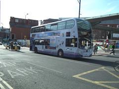 33850, Manchester, 13/09/19 (aecregent) Tags: manchester 130919 goahead gonorthwest enviro400 33850 sn14ttz 41