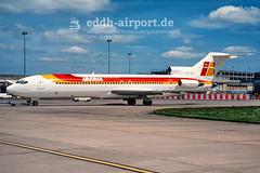 Iberia, EC-GCK (timo.soyke) Tags: iberia boeing b727 b727256 ecgck aircraft airplane plane trijet triholer