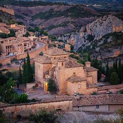 The monastery @ Alquezar