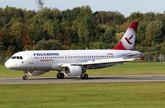 Freebird Airlines Europe | A320-200 | 9H-FHB | HAM | 06.10.2019 (Norbert.Schmidt) Tags: