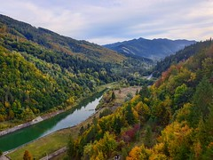 Bicaz (xandriaam) Tags: nature fall mountains river romania bicaz travel freshair fresh green forest
