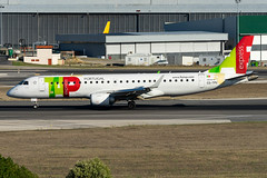 TAP Express (Portugalia Airlines) E-190 CS-TPU (altinomh) Tags: tap express portugalia airlines e190 cstpu embraer lisbon international airport lis