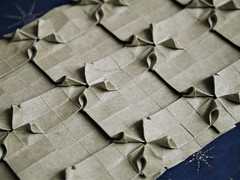 Tessellation (ISO_rigami) Tags: origami tessellation elephanthide