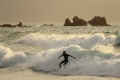 Play on the wave (Teruhide Tomori) Tags: beach sea japan japon water sports surfing mihama fukui 福井駅 美浜町 日本海 ダイヤ浜海水浴場 サーフィン 海 マリンスポーツ 日本 wave ocean shore seashore happyplanet asiafavorites