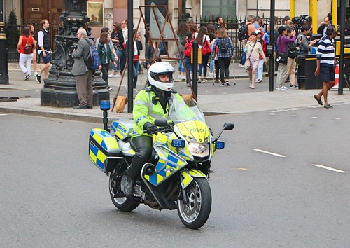 Metropolitan Police Service - Roads Policing Sgt - BX66BZS