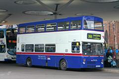 2989 - E989 VUK (Solenteer) Tags: travelwestmidlands westmidlandstravel 2989 e989vuk mcw metrobus walsall