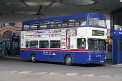 2990 - F990 XOE (Solenteer) Tags: travelwestmidlands westmidlandstravel 2990 f990xoe mcw metrobus walsall