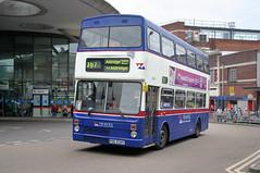 2534 - POG 534Y (Solenteer) Tags: travelwestmidlands westmidlandstravel 2534 pog534y mcw metrobus walsall