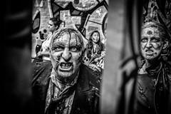 What r u  looking at... (Andy J Newman) Tags: man scottkelby nikon london girl photowalk d500 woman zombie lady meetup zombiewalk londonphotographic england unitedkingdom