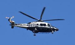 Norwegian Police LN-ORB, OSL ENGM Gardermoen (Inger Bjørndal Foss) Tags: lnorb police augustawestland aw169 osl engm gardermoen