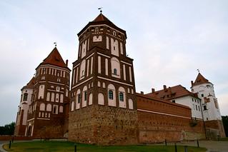 Mir - Мір, Biélorussie