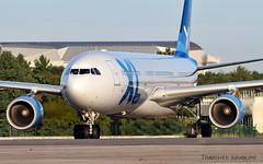 CDG | XL Airways Airbus A330-300 | F-HXLF (Timothée Savouré) Tags: xl airways airbus a330 a330300 fhxlf taxi paris cdg farewell talus alpha