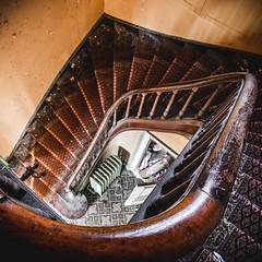 Urbex - Monte Cristo 007 (TM-Photography.be) Tags: urban exploration urbex belgium decay hotel monte cristo abandon panorama