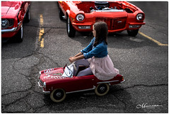 SEPTEMBER 2019  _26NGM_2970-1-222 (Nick and Karen Munroe) Tags: girls girl child pedalcar classic classics lady younglady automobile automotive auto car cars camero carshow classiccars mustang fordmustang karenick23 karenick karenandnickmunroe karenandnick munroe karenmunroe karen nickandkaren nickandkarenmunroe nick nickmunroe munroenick munroedesigns photography munroephotoghrpahy munroedesignsphotography nature landscape brampton bramptonontario ontario ontariocanada outdoors canada d750 nikond750 nikon nikon50f14 nikon50 nikon5014 50f14 f14 50mm colour colours color colors