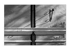 Shadowplay (K.Pihl) Tags: leicam5 50mmsummiluxf14 monochrome shadows kodaktrix400320 hc110b pellicolaanalogica schwarzweiss bw blackwhite analog film
