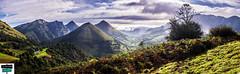 Depuis le col de Lie-Panorama (https://pays-basque-et-bearn.pagexl.com/) Tags: 64 altitude aquitaine arette colinebuch france nouvelleaquitaine pyrénéesatlantiques chevaux coldelie hautbéarn montagne nature pyrénées sudouest valléedubarétous